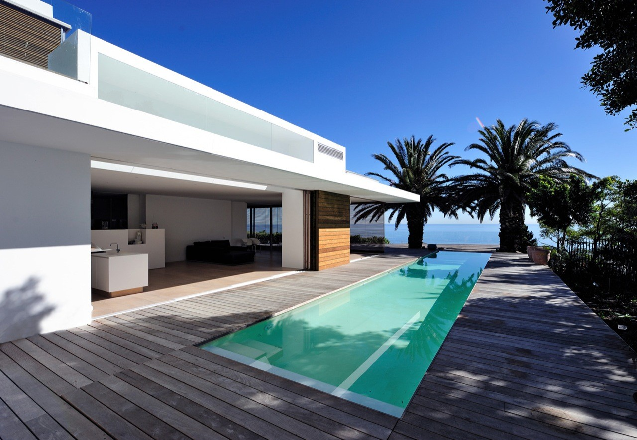 House in camps bay luis mira architects