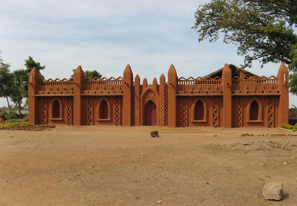 architecture of african origin: beyond the distant ethnic onslaught |