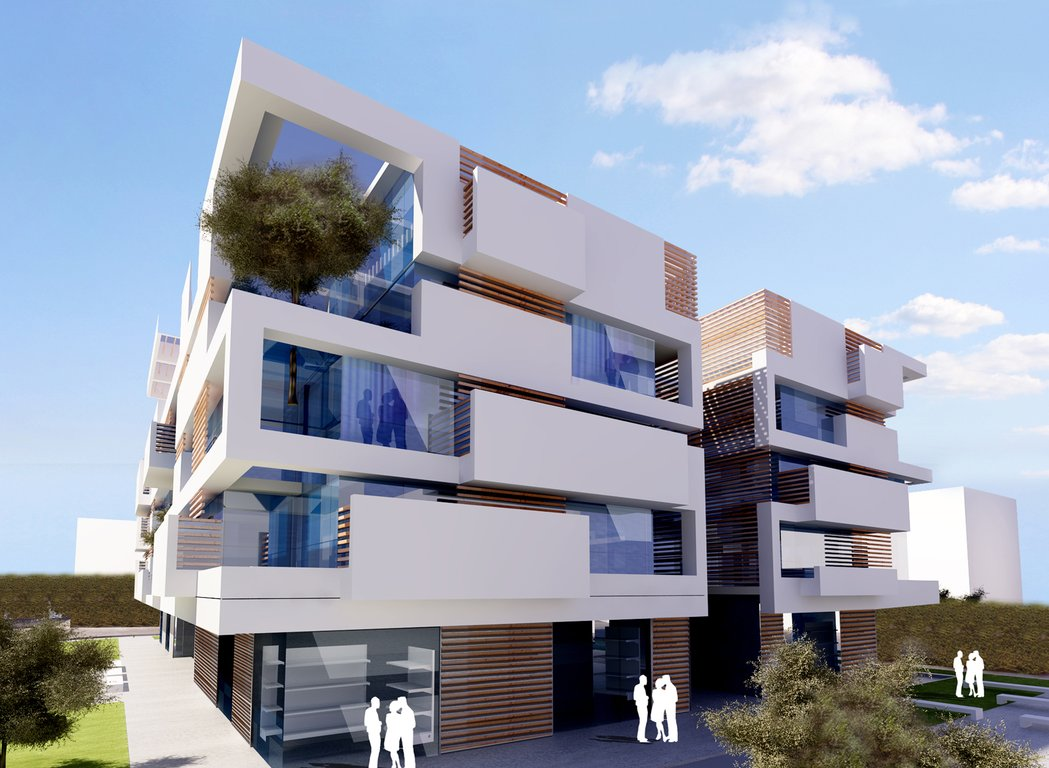 Block 36 westown shahira h fahmy architects for Architecture design company in egypt