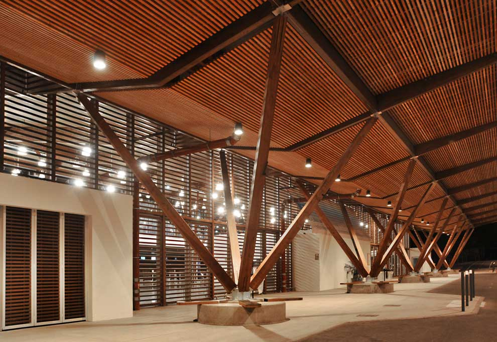 Mayotte Airport / REC Architecture