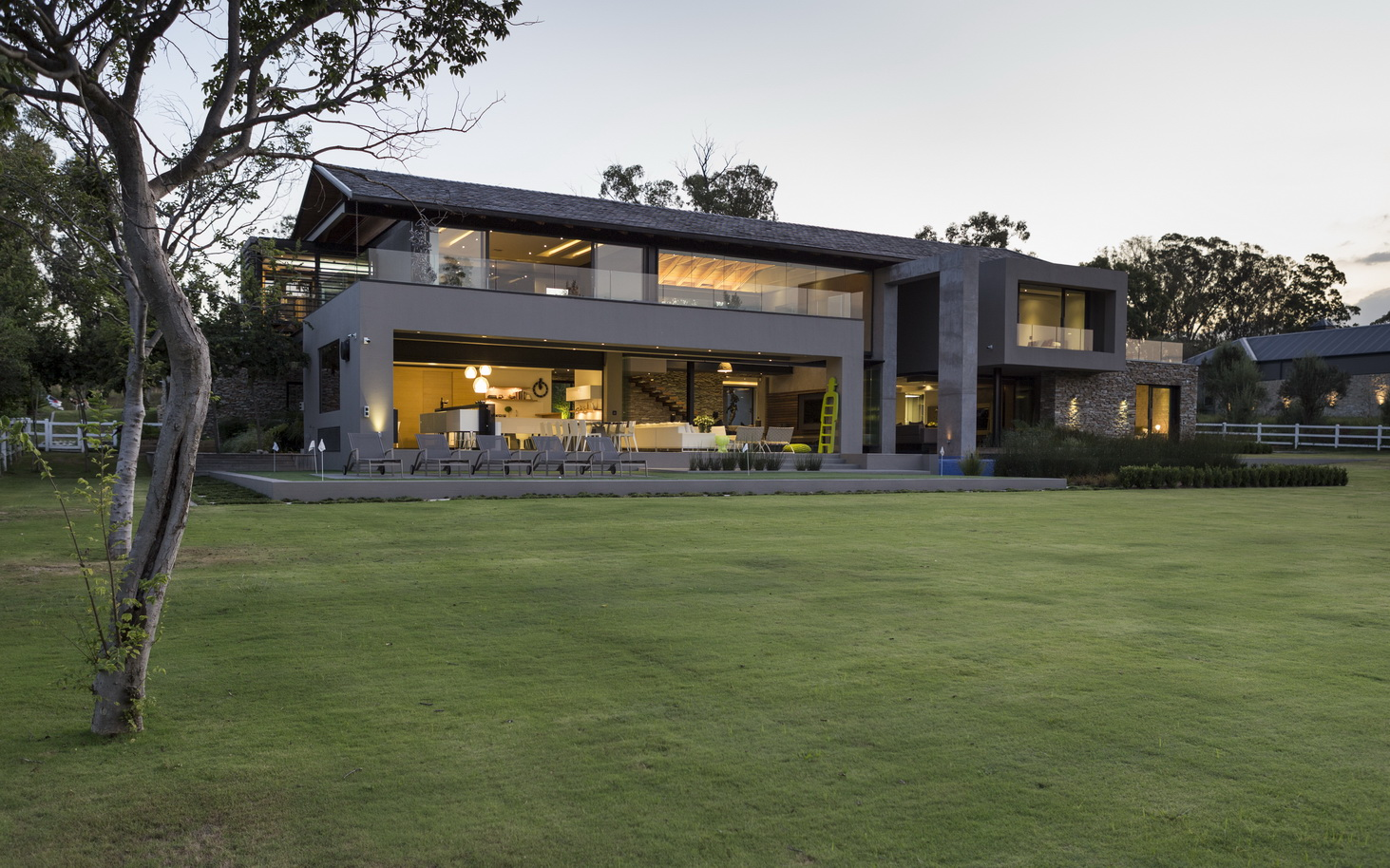Blair atholl house nico van der meulen architects