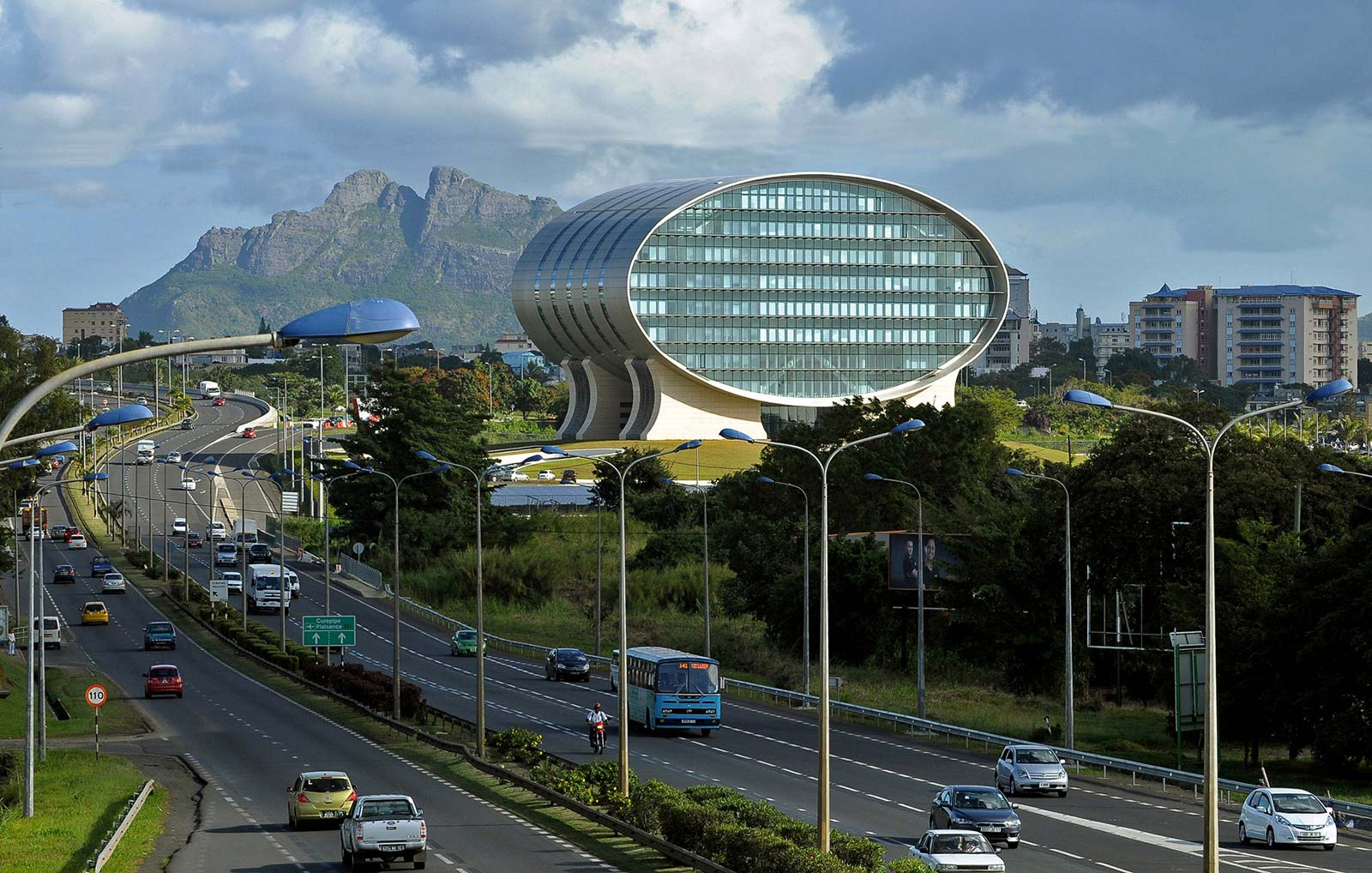 Banking sector in mauritius