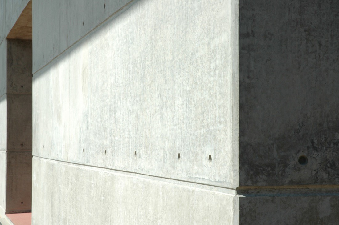 Aon Insurance Headquarters  SPASM Design Architects Concrete Detail.jpg