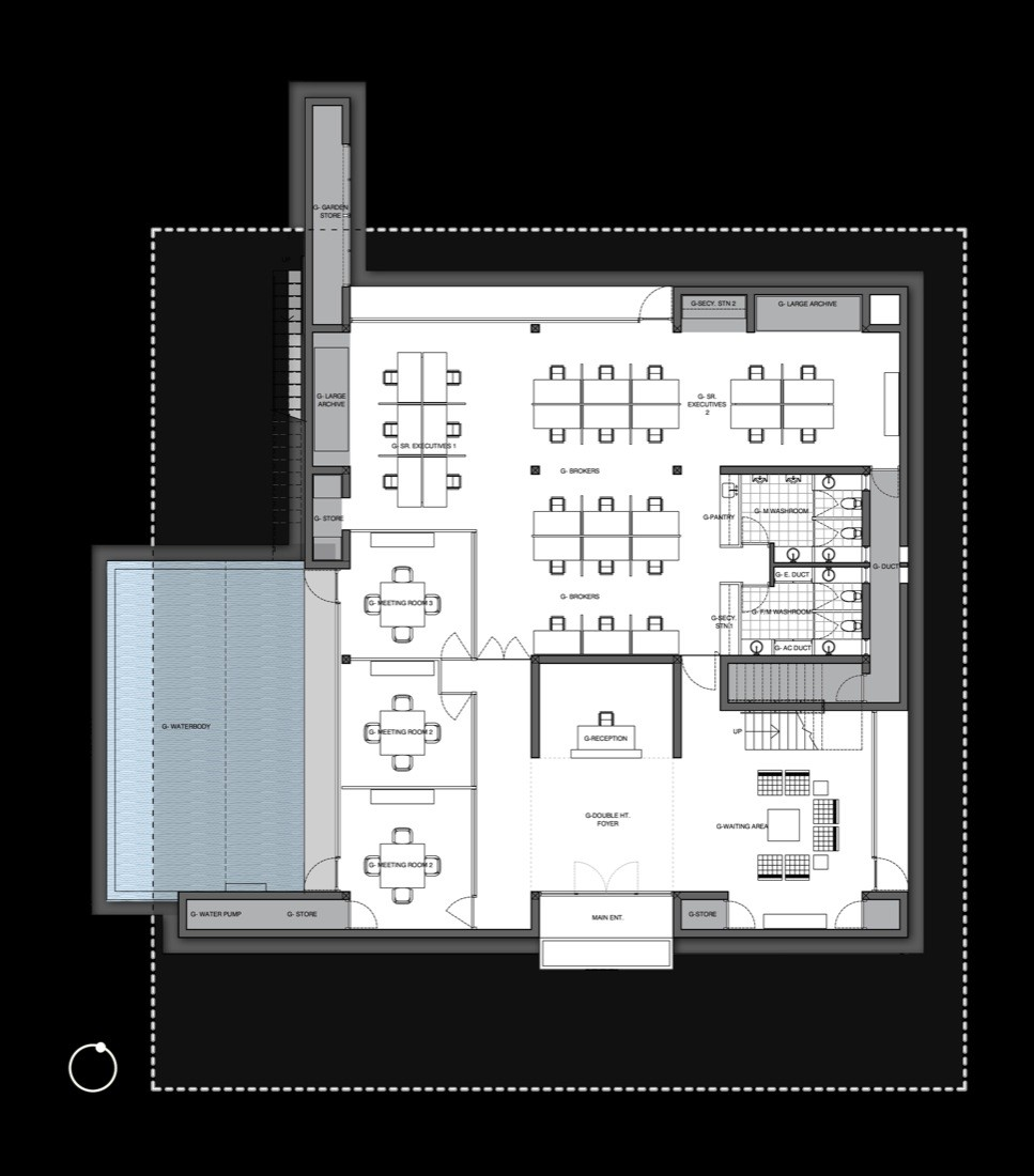 Aon Insurance Headquarters  SPASM Design Architects Floor Plan.jpg